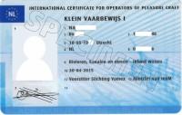 vaarbewijs